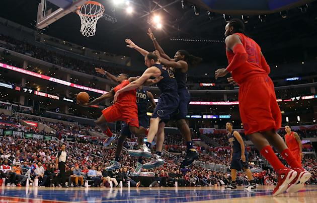 Denver Nuggets v Los Angeles Clippers