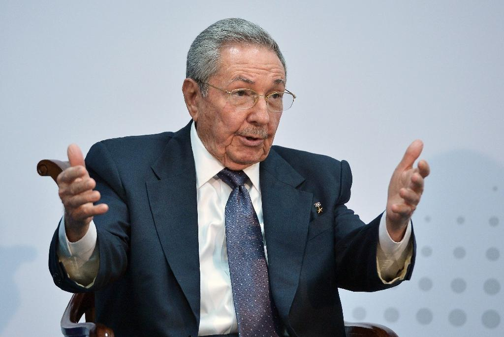 Cuban leader Raul Castro to visit Pope Sunday