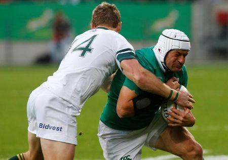 Ireland v South Africa - Rugby Test