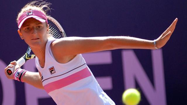 Begu in maiden victory