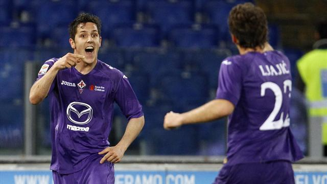 Premier League - Fiorentina agree to sell Jovetic to Manchester City