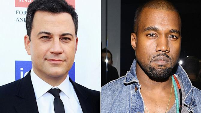 5 Things to Expect from Kanye West on 'Jimmy Kimmel Live' Tonight