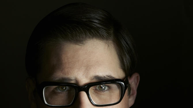 "Rich Sommer stars as Harry Crane in ""Mad Men."""
