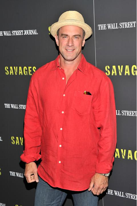 """Savages"" New York Premiere - Inside Arrivals"