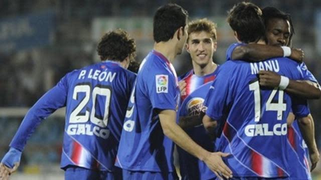 Spanish Liga - Getafe defeat Real Valladolid
