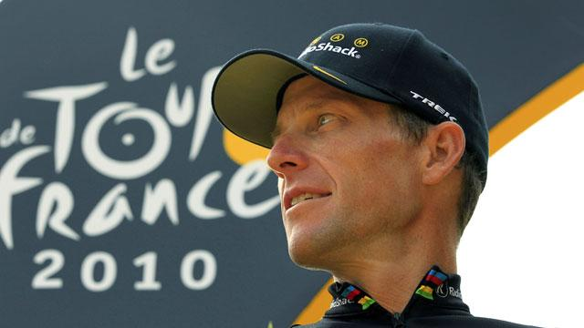 Armstrong Under Criminal Investigation