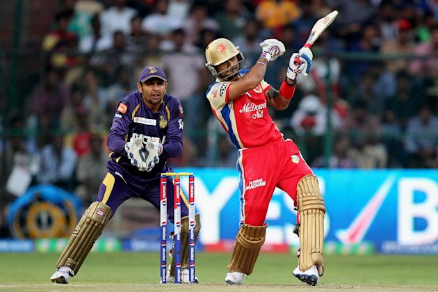 IPL6: Kolkata Knight Riders vs Royal Challengers Bangalore