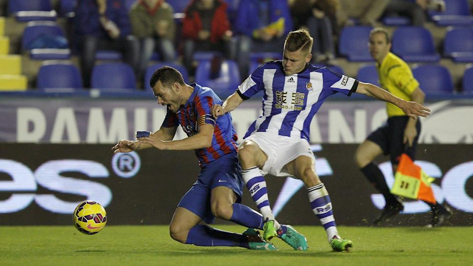 Video: Levante vs Real Sociedad