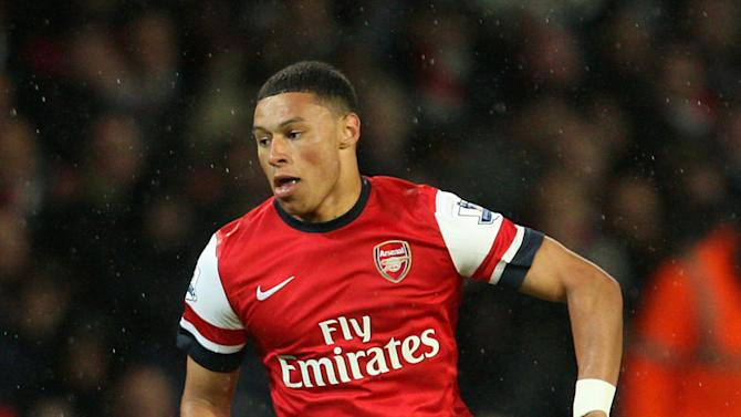 Soccer - Alex Oxlade-Chamberlain File Photo