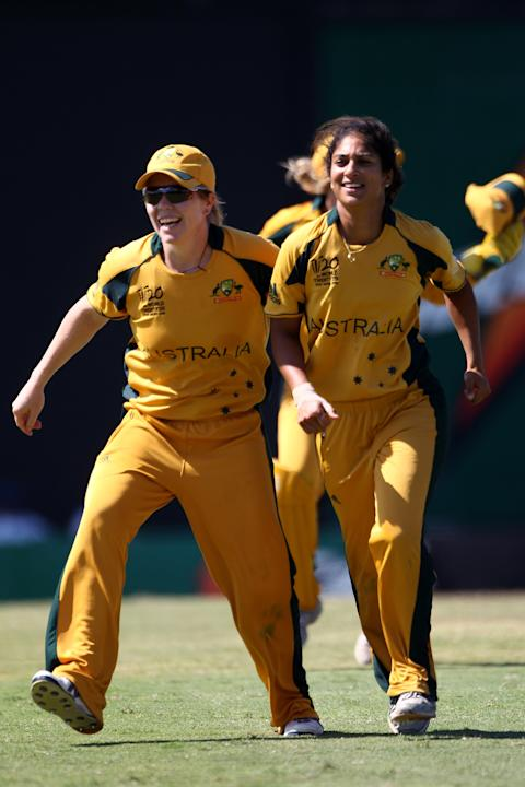 England v Australia - ICC Women's T20 World Cup