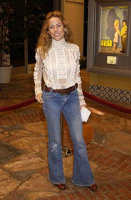 Sheryl Crow at the Westwood premiere of Shallow Hal