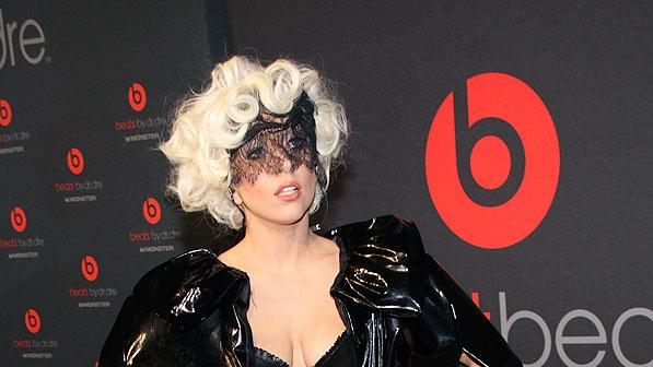 Lady Gaga Monster Cable Prty