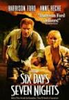 Poster of Six Days, Seven Nights