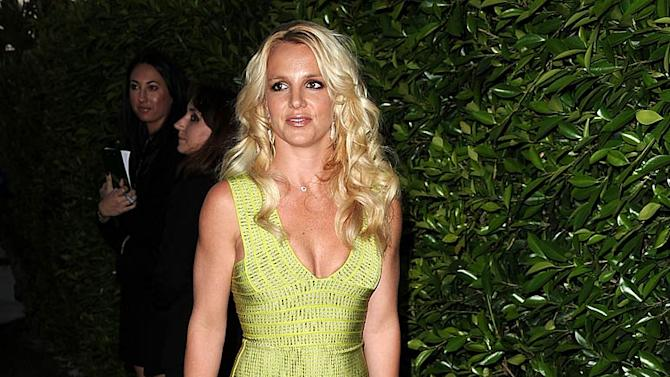 Britney Spears Southern Style