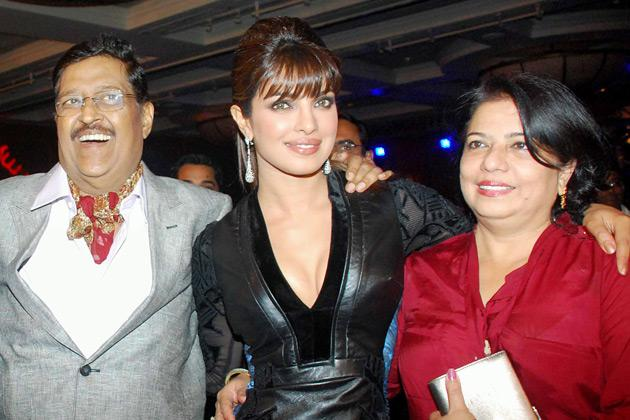 Priyanka's father passes away