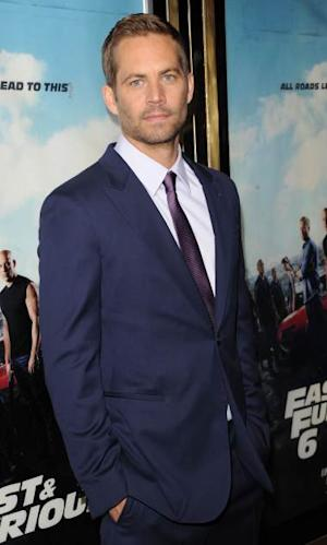 Paul Walker attends the 'Fast & Furious 6' World Premiere at The Empire, Leicester Square on May 7, 2013 in London, England -- Getty Images