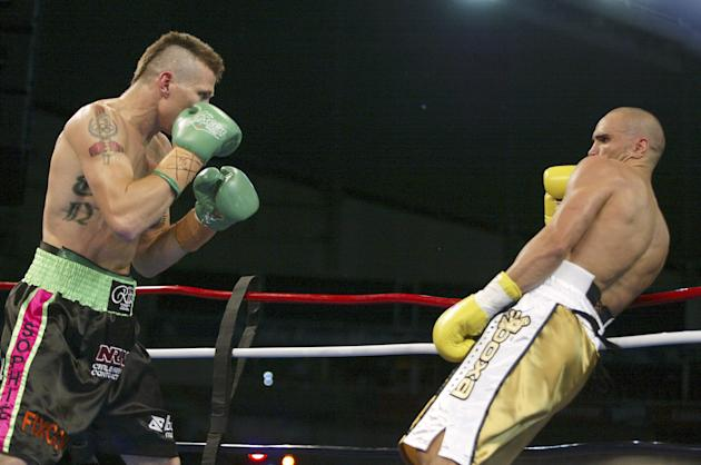 Boxing - Mundine-Green rematch lined up in Australia