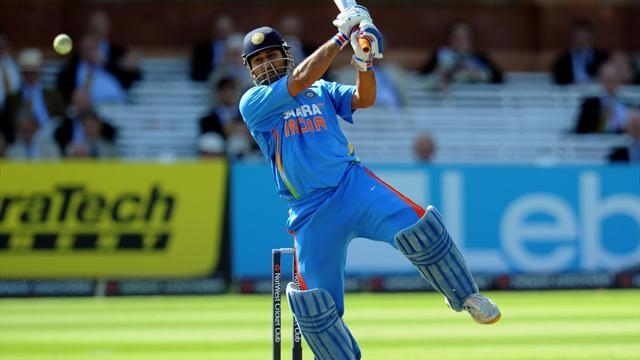 Cricket - Karthik called up as cover for Dhoni
