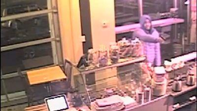 Philly Police Release Video of Armed Robbery at Ultimo Coffee