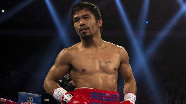 Boxing - Pacquiao: My killer instinct is still there