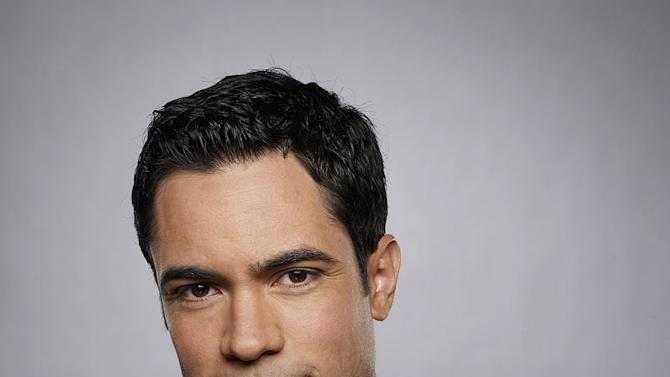 "Danny Pino stars as Scotty Valens on ""Cold Case."""