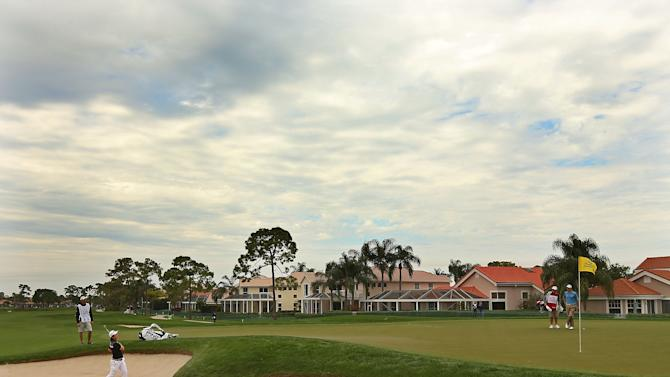 The Honda Classic - Round Two