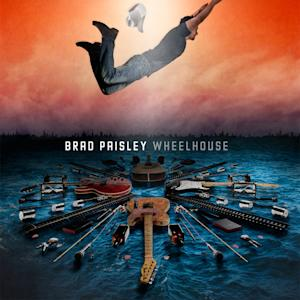 "This CD cover image released by Sony Nashville/Arista shows ""Wheelhouse,"" by Brad Paisley. (AP Photo/Sony Nashville/Arista)"