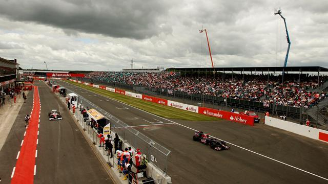 WEC - Toyota claim 1-2 in rain-shortened Silverstone race