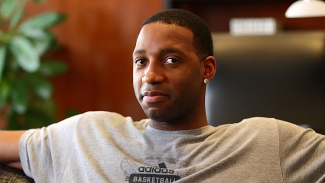Tracy McGrady Visits China