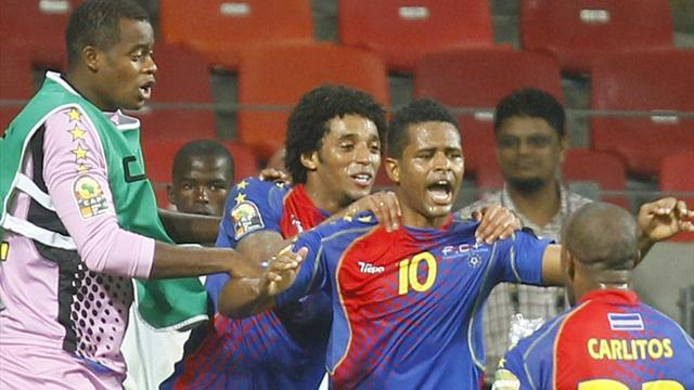 African Cup of Nations - All eyes on tiny Cape Verde in Nations Cup quarters