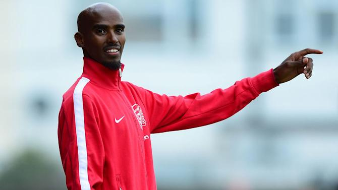4-Time Olympic Champion Mo Farah Admits to Hopes of Arsenal Job in the Future
