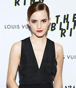 Emma Watson Says She Has Only Eight Pairs of Shoes