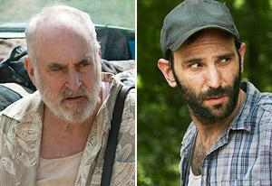 Jeffrey DeMunn, Andrew Rothenberg | Photo Credits: Gene Page/AMC, Scott Garfield/AMC