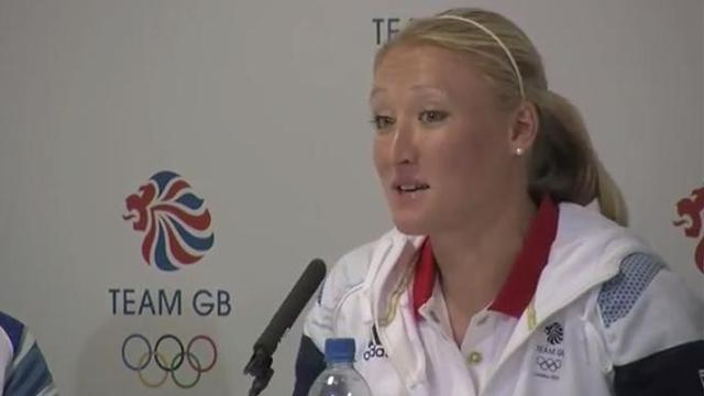 Baltacha's family pride at Olympic spot