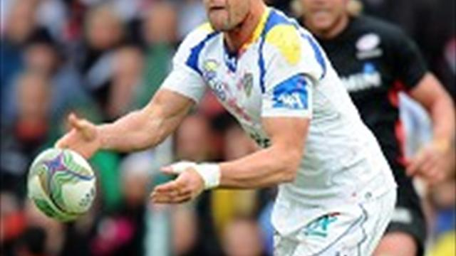 Rugby - Byrne blow for Clermont