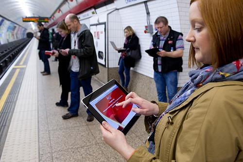 EE customers to get free Wi-Fi on London tubes from 2013, deal struck with Virgin Media?. EE, 4G, Virgin Media, Networks, Wi-Fi, London 0