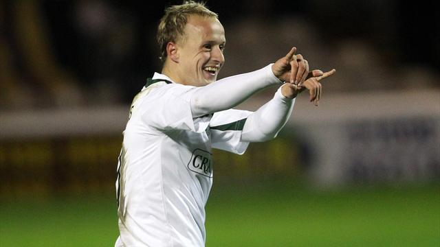 Scottish Football - Hibernian stun sloppy Celtic