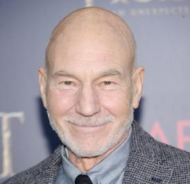 Patrick Stewart, Carla Gugino, Matthew Lillard to Star in 'Match'