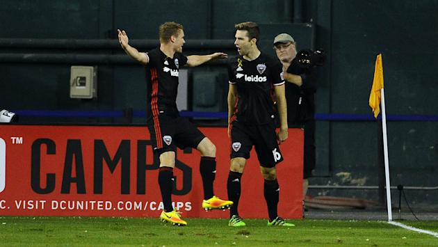 Taylor Kemp sets — then loses —MLS assists record in D.C. United rout