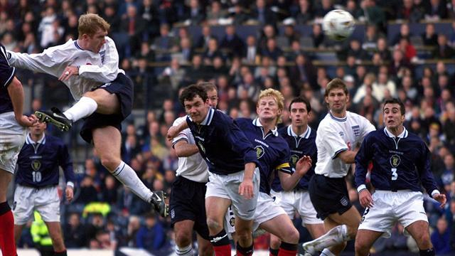 International friendlies - Strachan wants England-Scotland rivalry revival