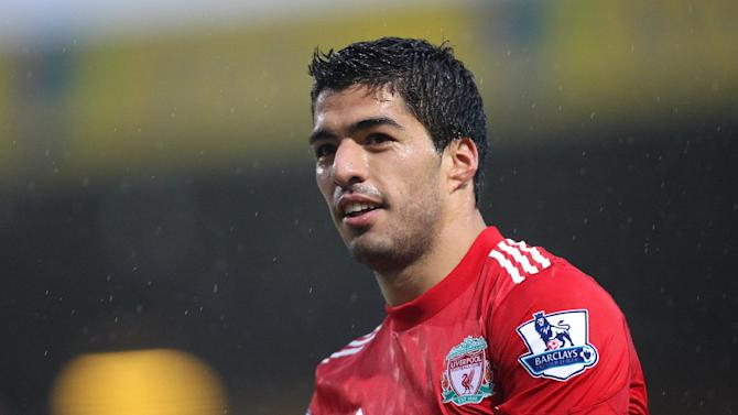 Luis Suarez will stay at Liverpool, according to Brendan Rodgers