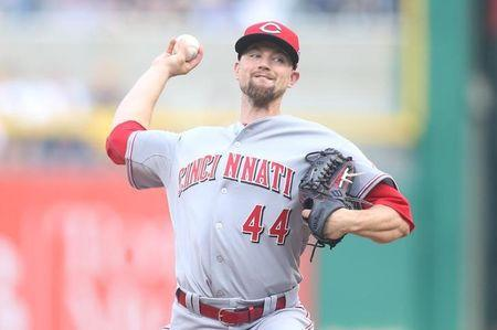 MLB: Cincinnati Reds at Pittsburgh Pirates