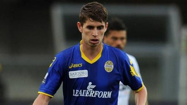 Serie A - Arsenal and Chelsea 'watch Verona's Jorginho'