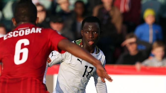 Yaw Yeboah joins FC Twente on loan