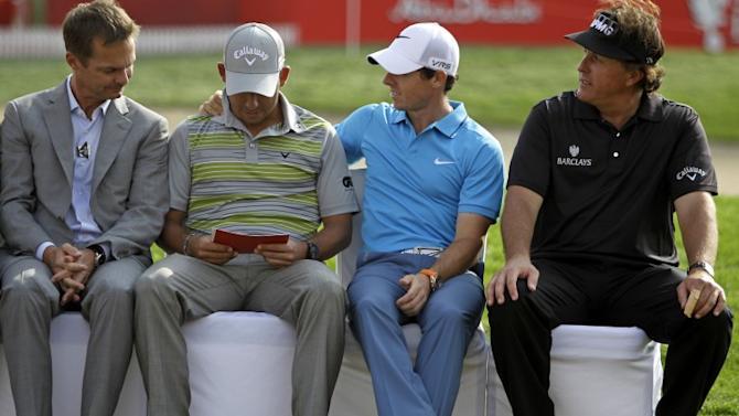 McIlroy willing to take risks for Dubai hole-in-one jackpot