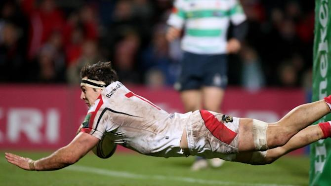 Ulster too good to get carried away after one-sided try-fest