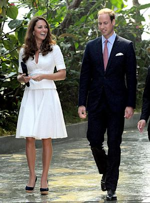 Prince William: I Want 2 Kids With Kate Middleton