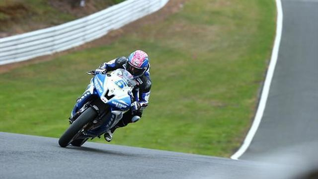 Superbikes - Oulton BSB: Easton on Supersport pole