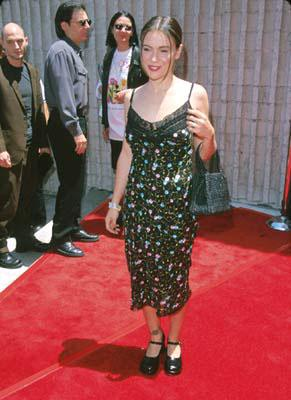 Premiere: Alyssa Milano at the Westwood premiere of 20th Century Fox's Star Wars: Episode I - The Phantom Menace - 5/16/1999
