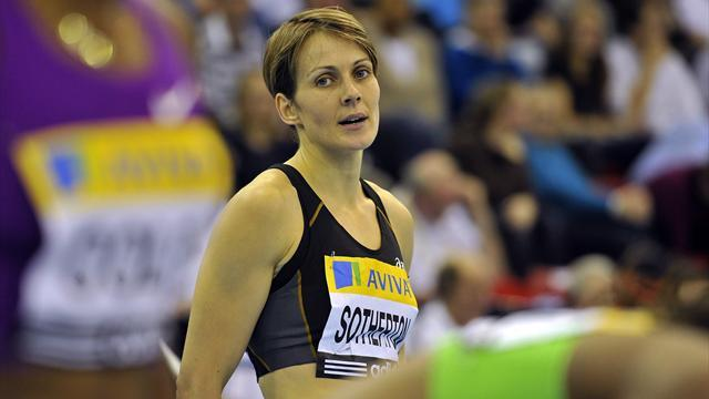Athletics - Sotherton ready for London Marathon challenge